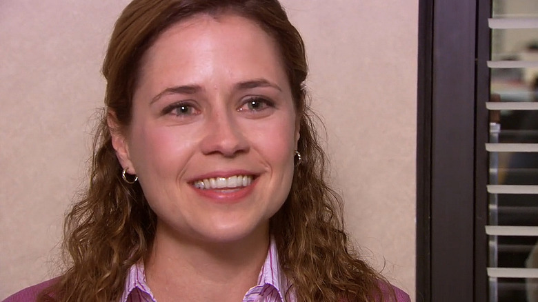 Jenna Fischer on The Office