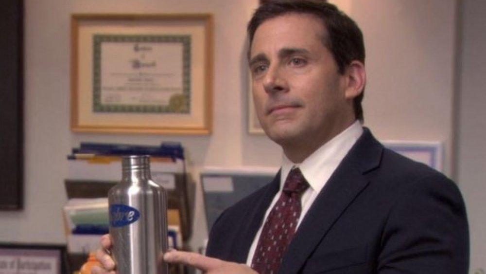 The Office Steve Carrell as Michael Scott