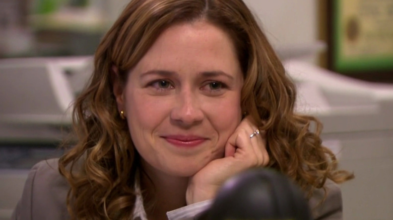 Jenna Fischer Pam Halpert The Office