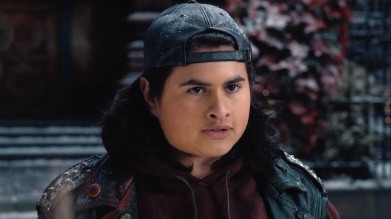 Julian Dennison as Belsnickel in The Christmas Chronicles 2