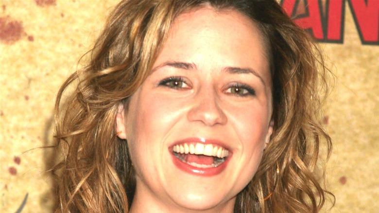Jenna Fischer smiling