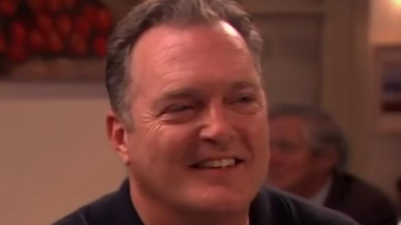 Bob Vance smiling