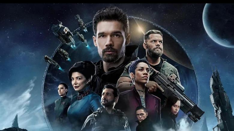 Amazon Studios' The Expanse season 5 poster