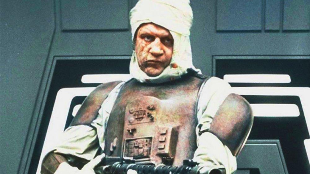 Morris Bush as Dengar in The Empire Strikes Back