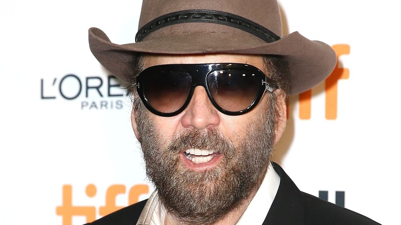 Nicolas Cage headshot