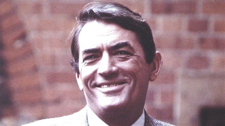 Actor Gregory Peck