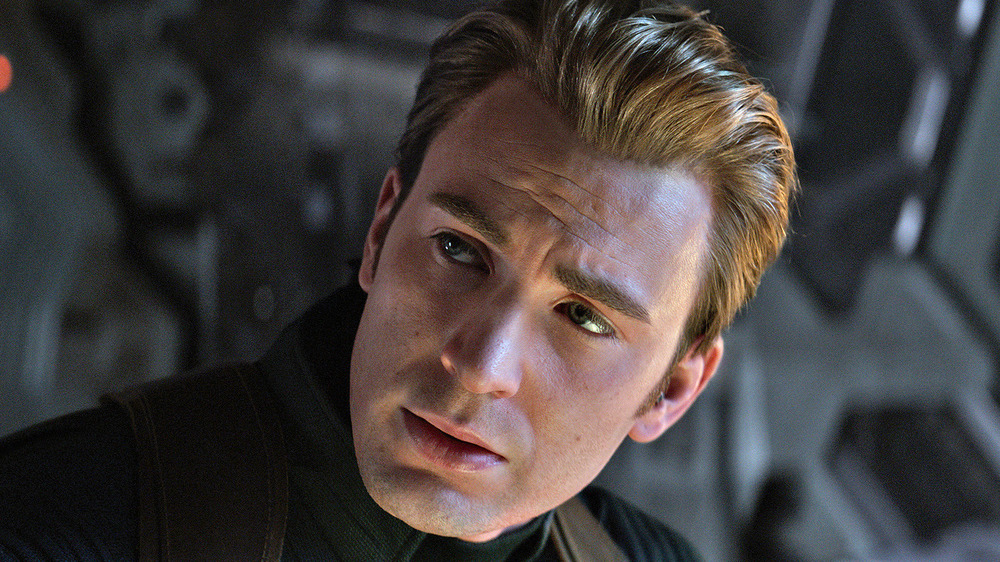 Evans eyeing tron Man role