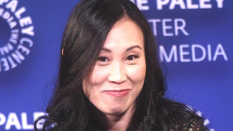 Angela Kang smiling