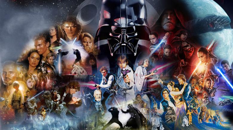Skywalker Saga fan art