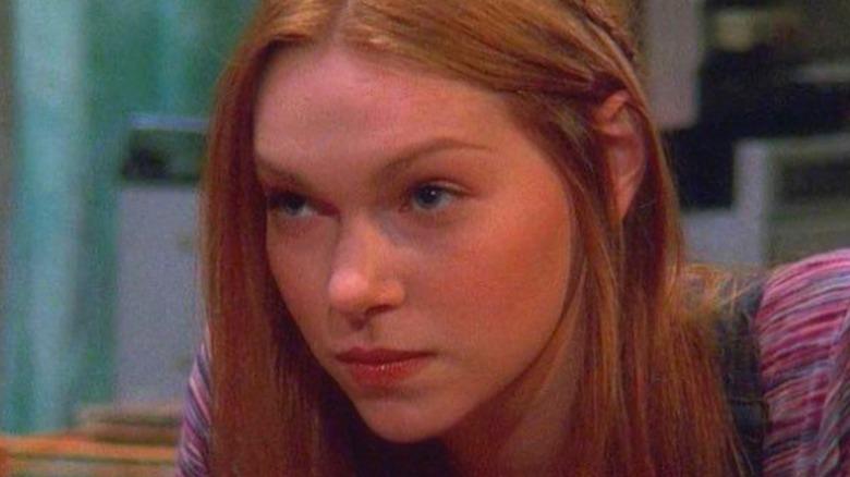 Donna Pinciotti straight-faced