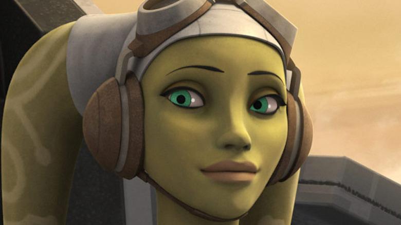 Hera Syndulla Star Wars Rebels