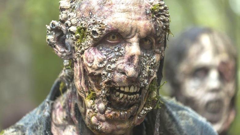 The Walking Dead barnacle walker