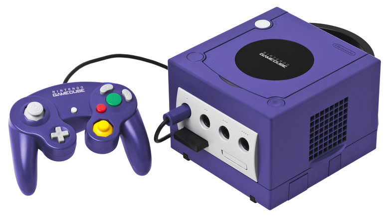 Nintendo Gamecube with controller