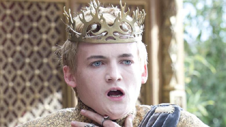 King Joffrey choking