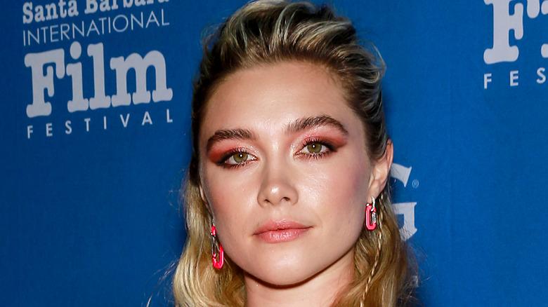 Florence Pugh attends Santa Barbara Film Festival