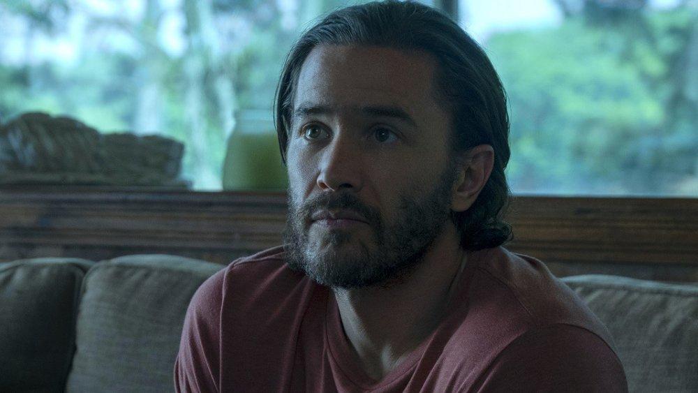Tom Pelphrey as Ben Davis in Netflix's Ozark
