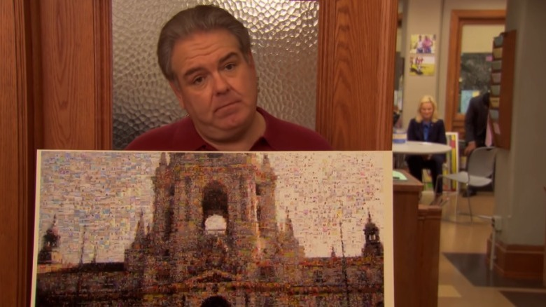 The Parks And Recreation Scene That Went Too Far