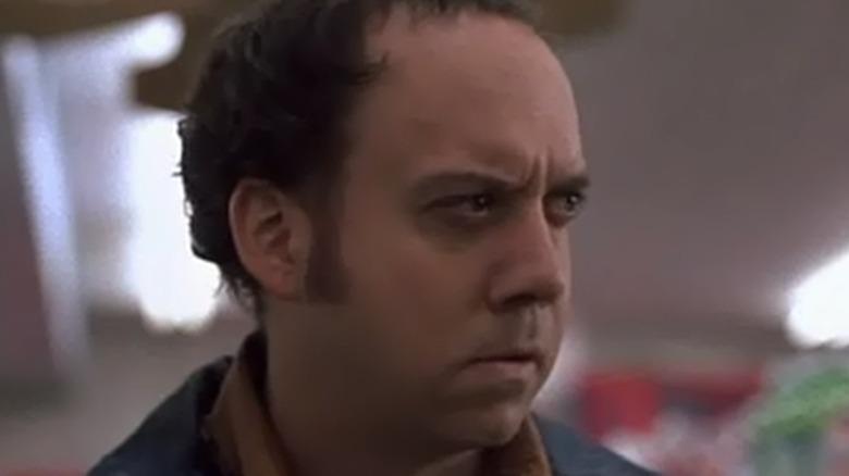 Paul Giamatti looking annoyed