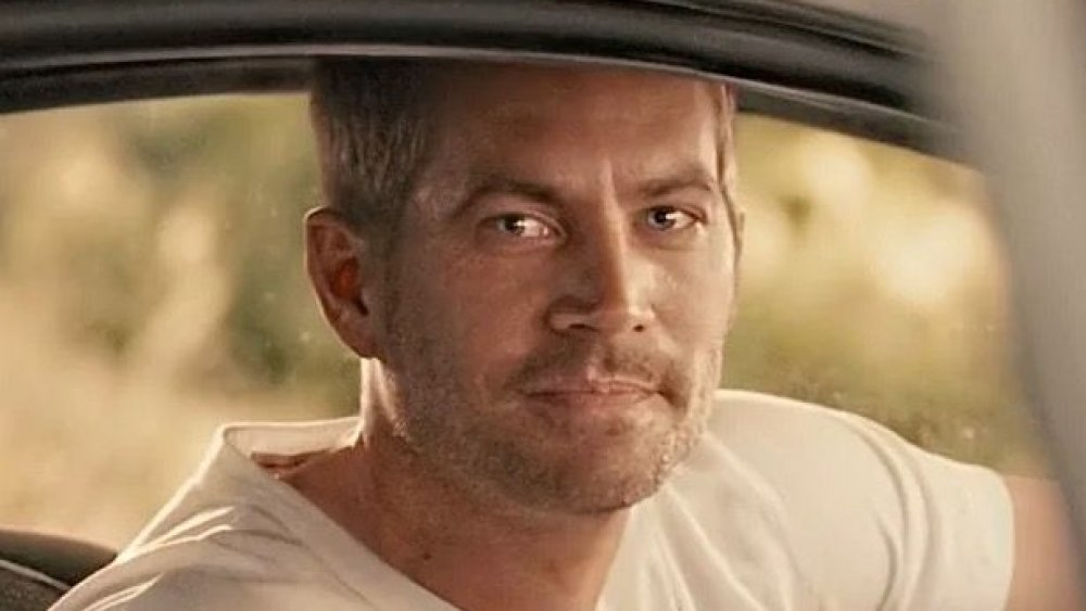 Paul Walker as Brian O'Conner in Furious 7