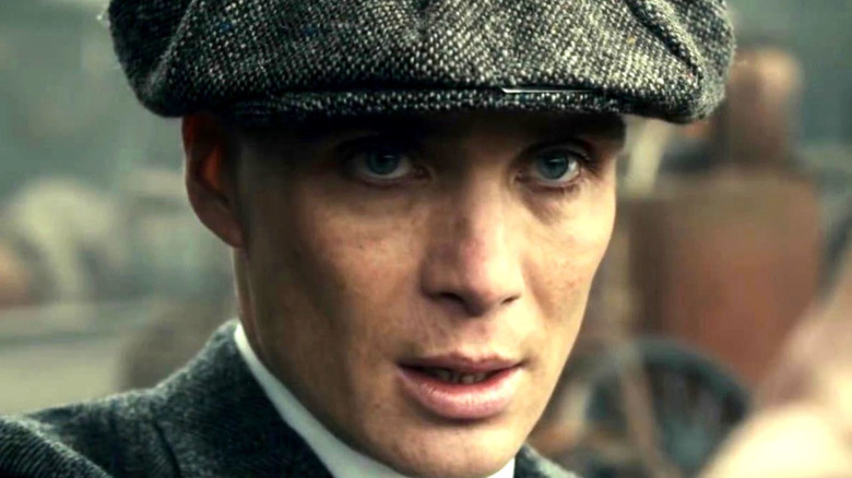 Peaky Blinders' Tommy Shelby