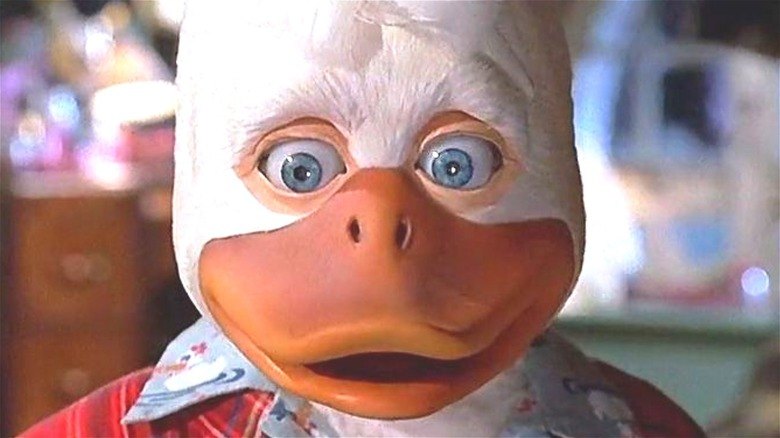 Howard the Duck Red Shirt