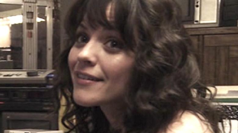 Lauren Bittner anxious reaction in Paranormal Activity 3