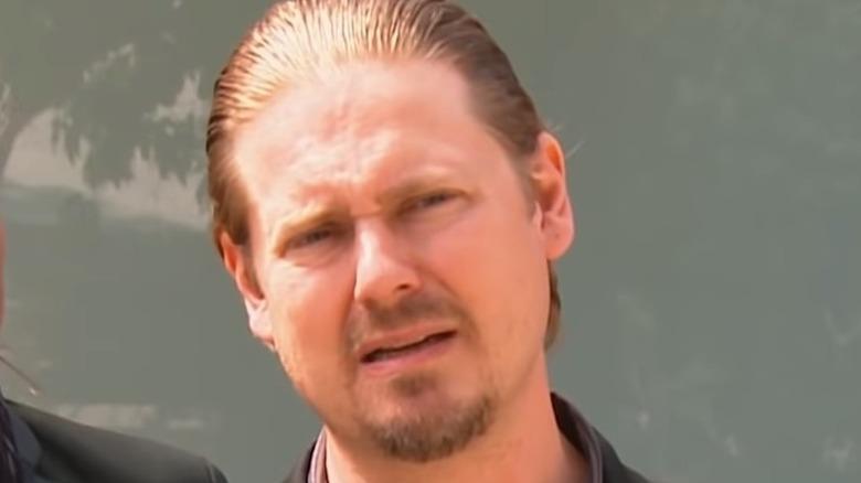 Tim Heidecker press conference