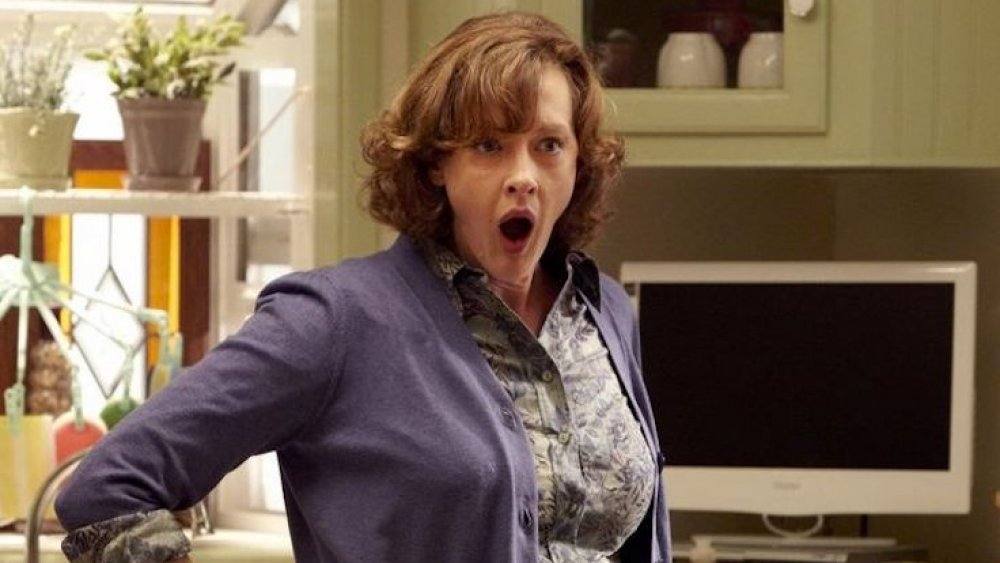 Joan Cusack as Sheila from Shameless