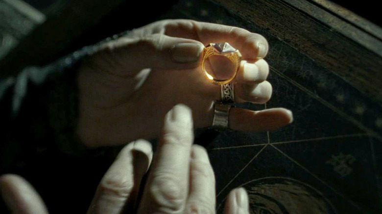 The Resurrection Stone in Harry Potter