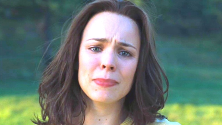 Clare Abshire crying sad