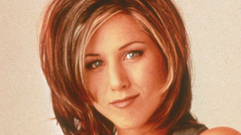 Jennifer Aniston of Friends