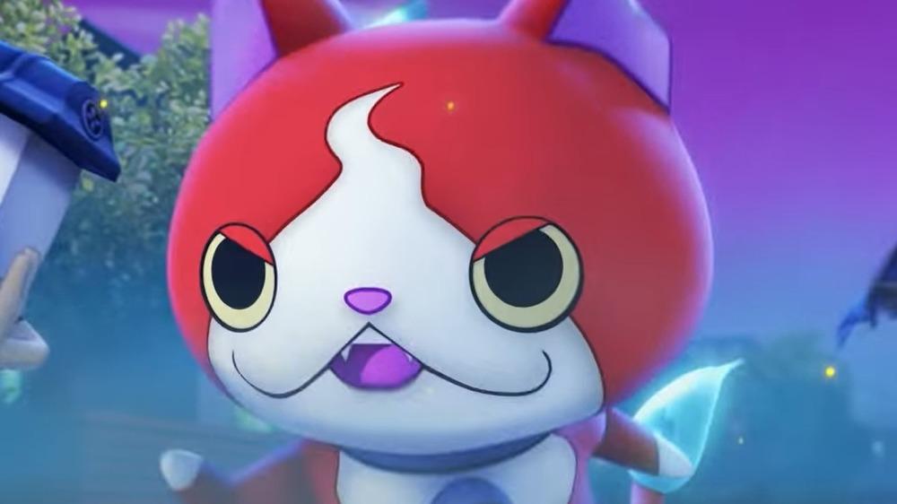 Jibanyan in Yo-Kai Watch Blasters trailer