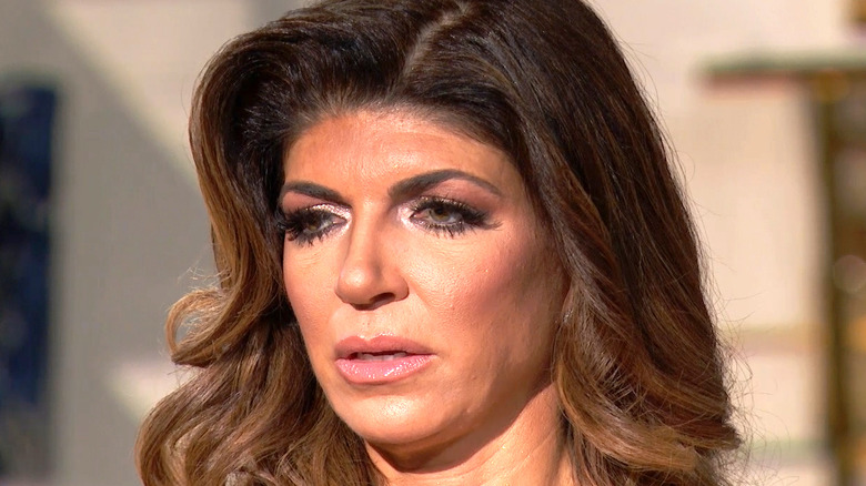 Teresa Giudice in Real Housewives of New Jersey