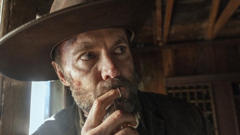 Garret Dillahunt as John Dorie on AMC's Fear the Walking Dead