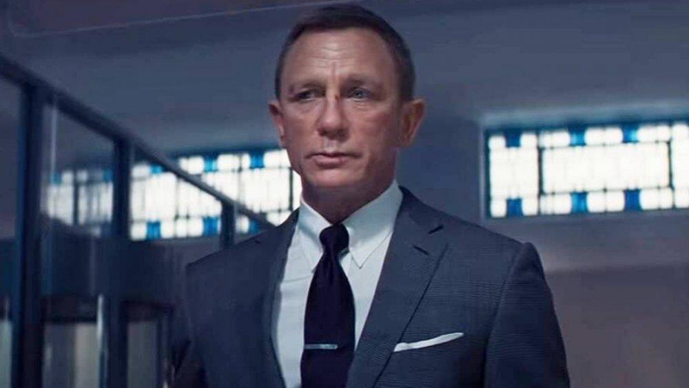 Daniel Craig returns as James Bond in No Time to Die