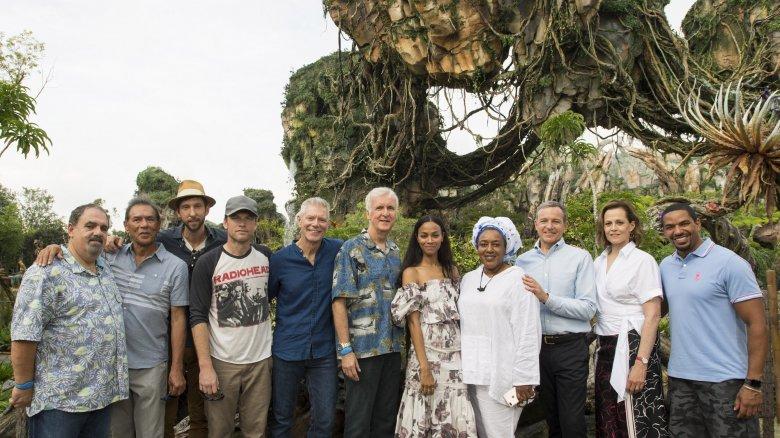 Avatar at Disney's Animal Kingdom