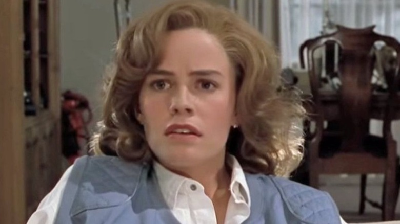 Elisabeth Shue as Jennifer Parker in Back to the Future Part II