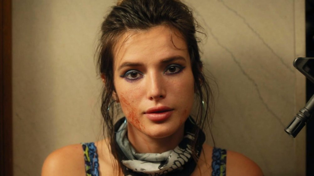 Bella Thorne as Arielle Summers in Infamous