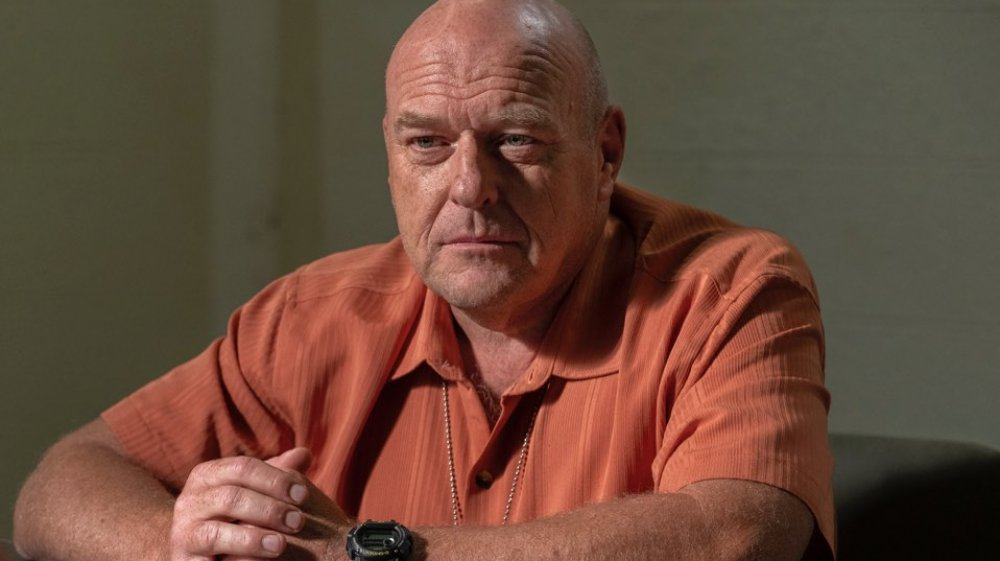Dean Norris as DEA agent Hank Schrader