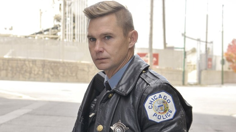 Brian Geraghty as Sean Roman in Chicago P.D.