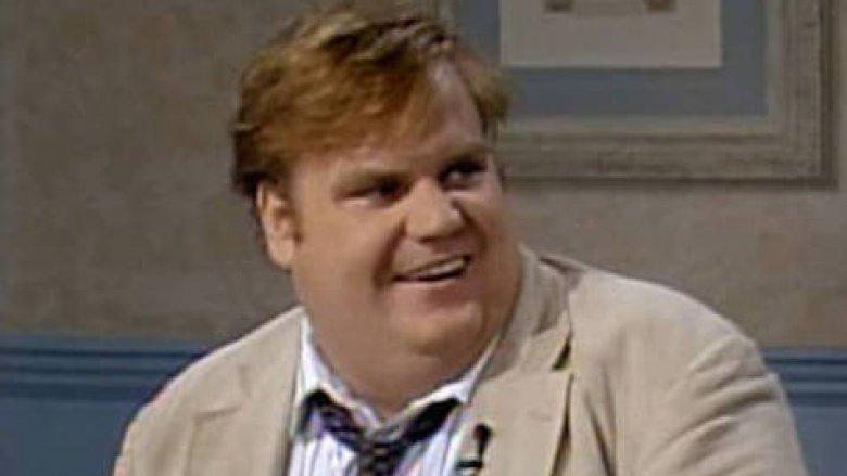 Chris Farley on SNL