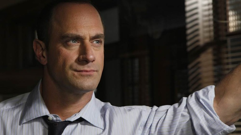 Christopher Meloni Detective Elliot Stabler on Law & Order: Special Victims Unit