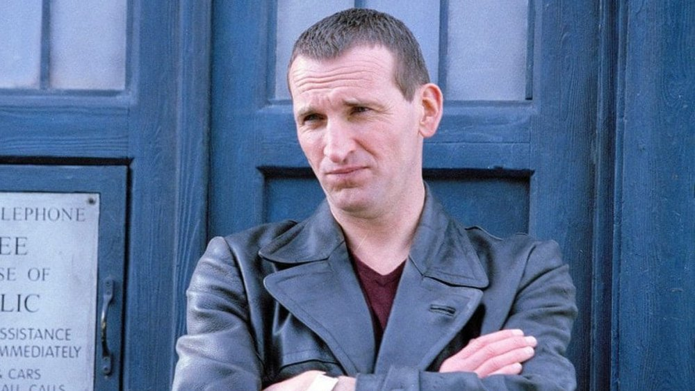 Christopher Eccleston as Doctor Who
