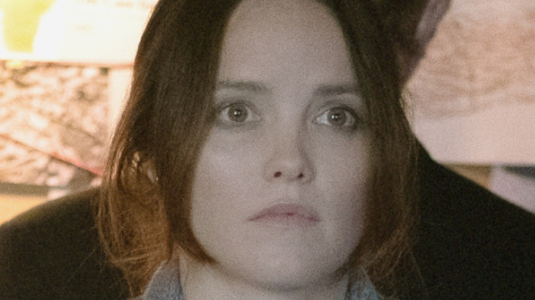 Clarice Starling looking pensive