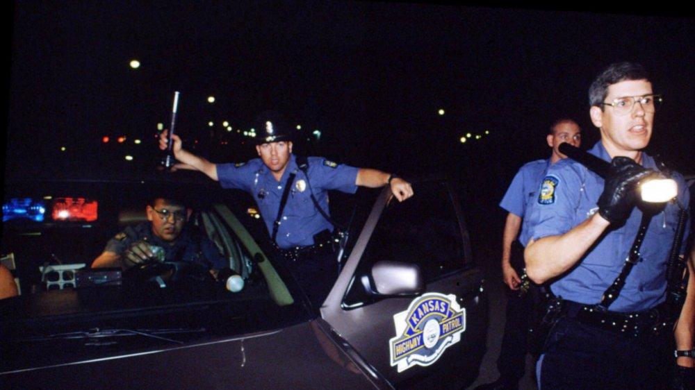Kansas Highway Patrol on Paramount Network's COPS