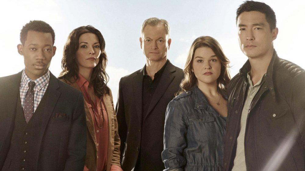 Cast of Criminal Minds: Beyond Borders