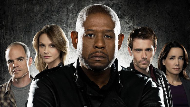 Cast of Criminal Minds: Suspect Behavior