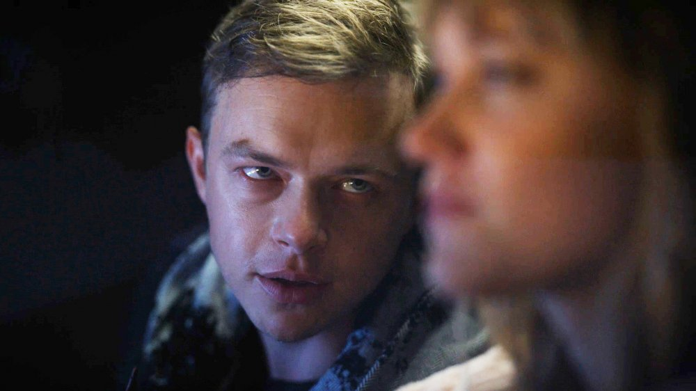 Dane DeHaan and Maika Monroe as Carl E. and Clare in Quibi's The Stranger