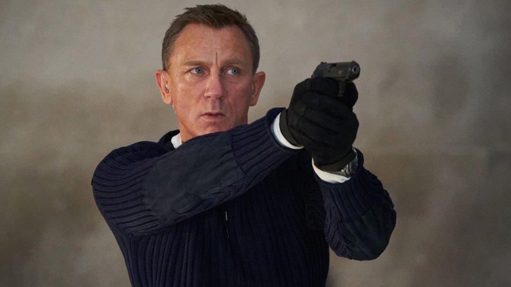 Daniel Craig stars as James Bond in No Time to Die