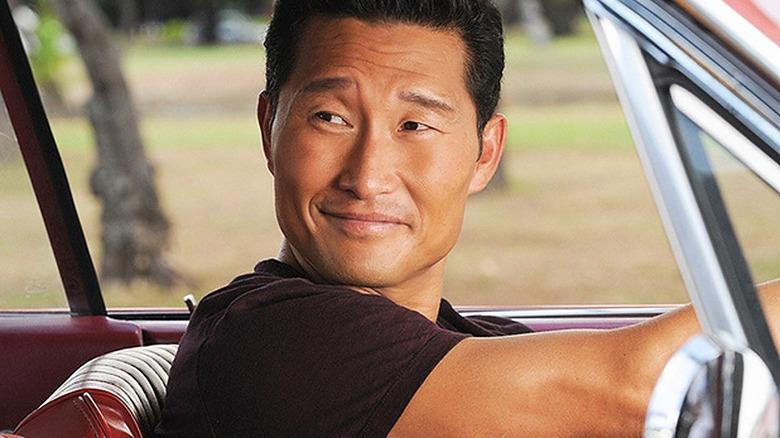 Daniel Dae Kim as Detective Lieutenant Chin Ho Kelly on Hawaii Five-0